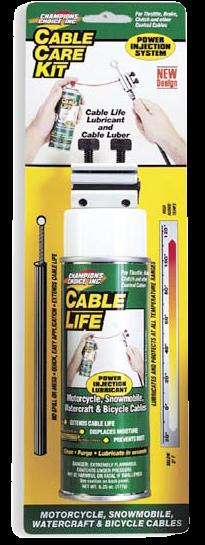 Cable Care Kit: 56-1520