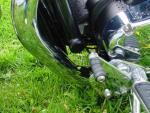 Billet Aluminum Frame Plugs: MMBFP-TB16