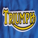 6 inch Triumph Decal