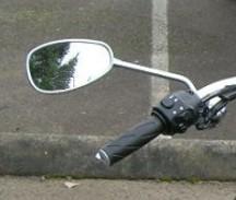 Emgo V-Max Mirrors