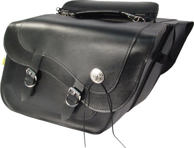 SB718 - Deluxe Super Slant Saddlebag