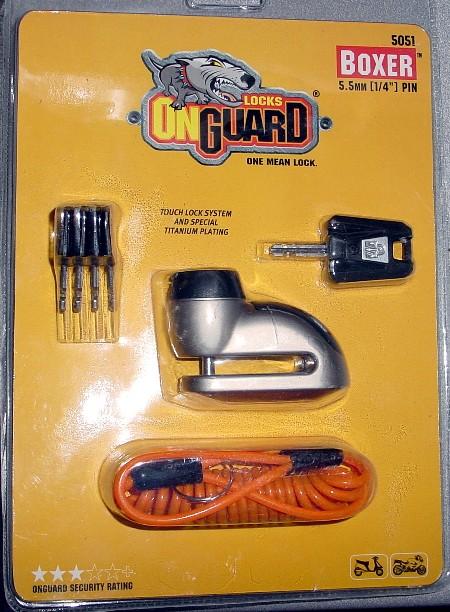 OnGuard Boxer 5051