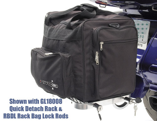 RIVCO Waterproof Rack Bag - RB100