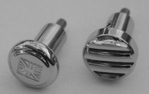 Chrome Chock Knob