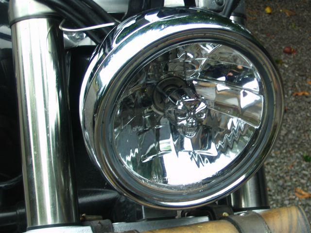 Adjure Diamond Cut Skull: 2001-0134