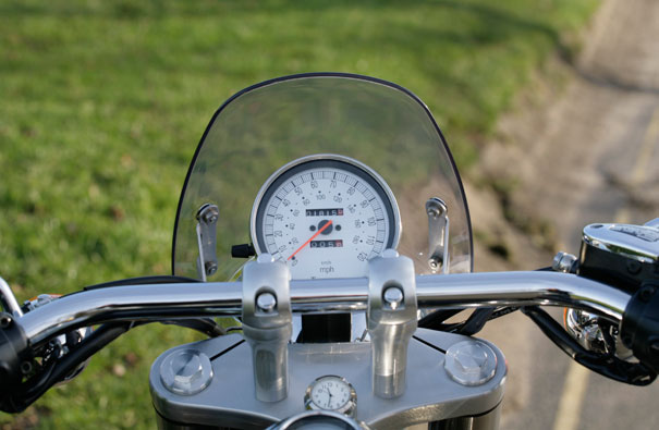 Dart Classic Flyscreen-America/Speedmaster