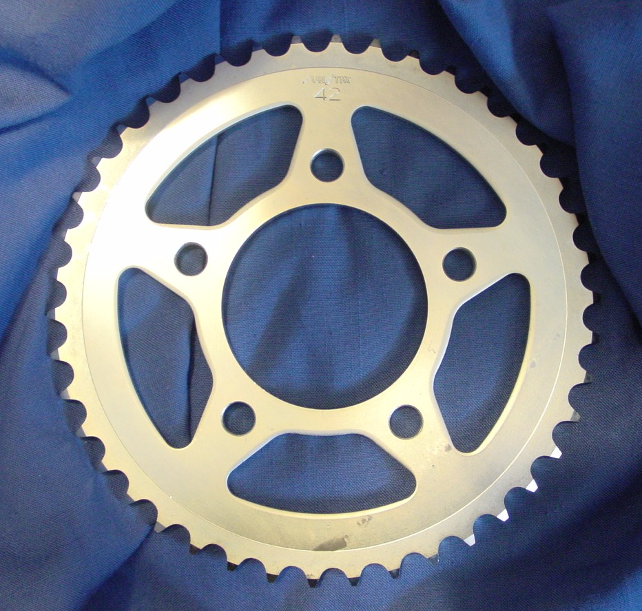 Complete Chain and Sprocket Set