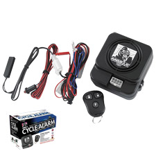 Gorilla 8007 Cycle Alarm with remote Transmitter: 590002