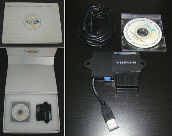 Procom Programmable Hi-Performance CDI: PE-C-MTBS-A