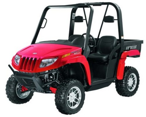 Discontinued: ARCTIC-CAT PROWLER 650: PE-C-AA650-A