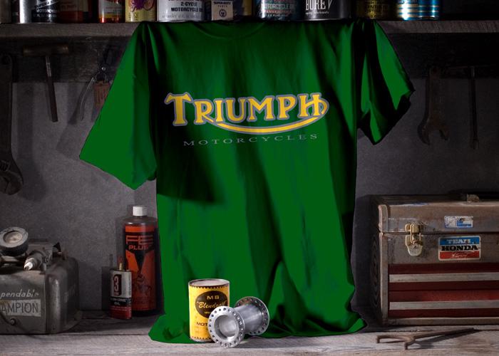 Triumph - Original-T by Metro