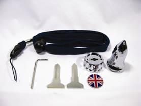 Union Jack Key Holder
