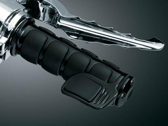 Black ISO Grips 6337