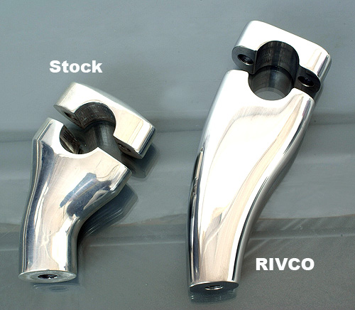 RIVCO Thunderbird Risers: TB017