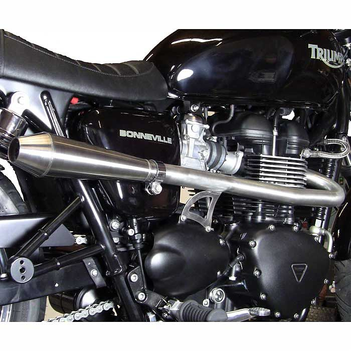 BC High Header Exhaust System