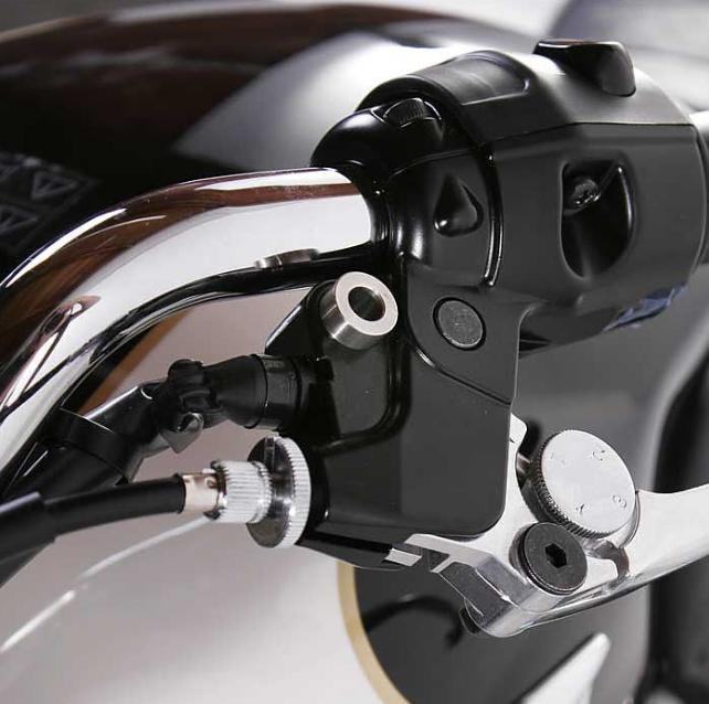 BC Mirror Adapters: BC201-002K