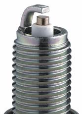NGK Standard Spark Plug Set of 4: DPR6EA-9