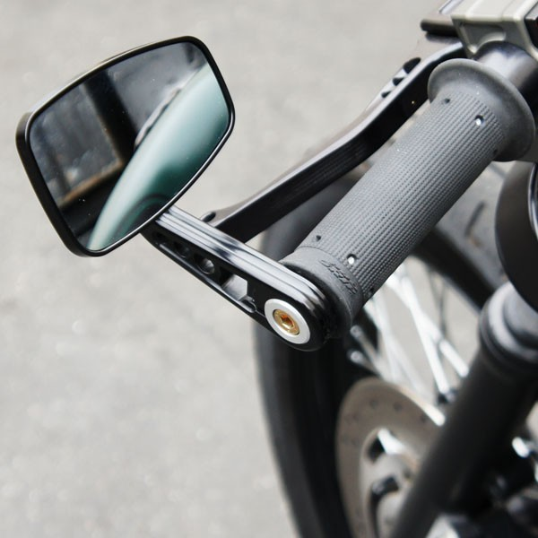 Joker Bar End Mirror Mounts: 09-300-4