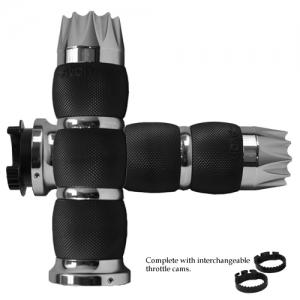 Avon MT Air Cushion Black or Chrome Excalibur Grips