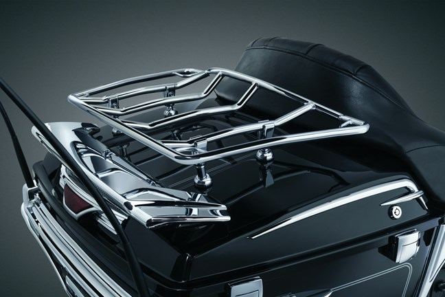 Multi-Rack Adjustable Trunk Luggage Rack: 7159