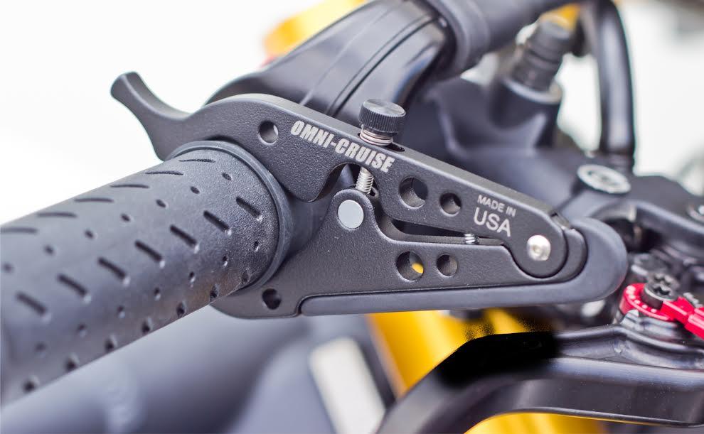 OMNI-Cruise Throttle Lock