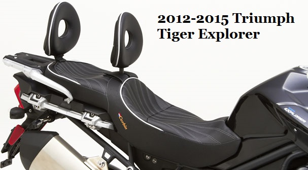 Corbin Seat For Triumph Tiger