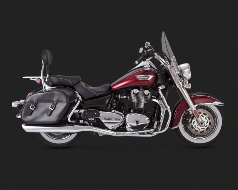 Vance & Hines Twin Slash Duals Thunderbird LT/Commander: 1810-2350