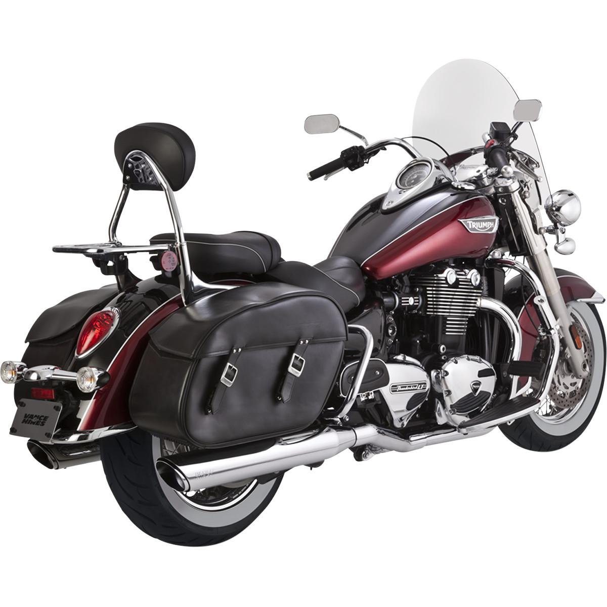 Vance & Hines Twin Slash Duals Thunderbird LT/Commander: 1810-2350