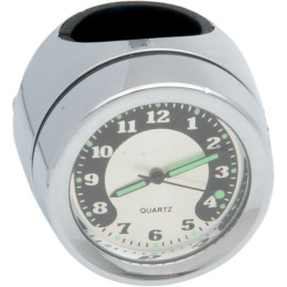 DS Bar Mount Clock/Thermometer