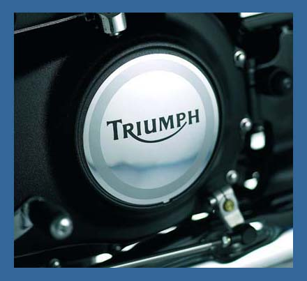 Triumph Clutch Cover Finisher: A9938045