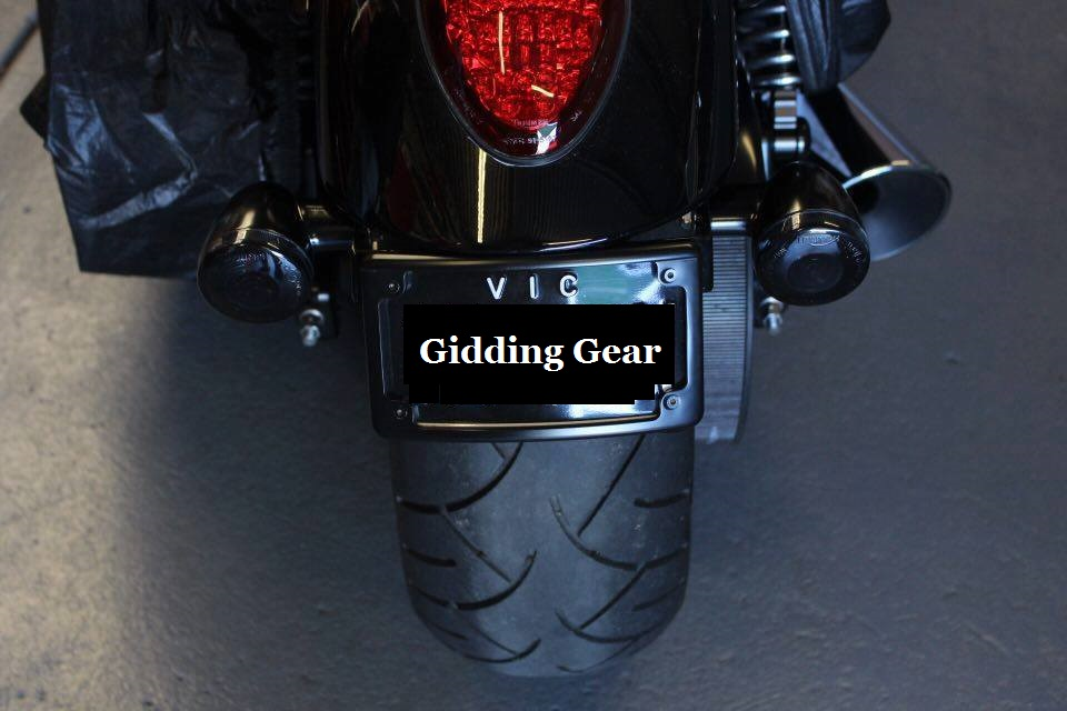 Gidding Thunderbird Curved Plate Mount