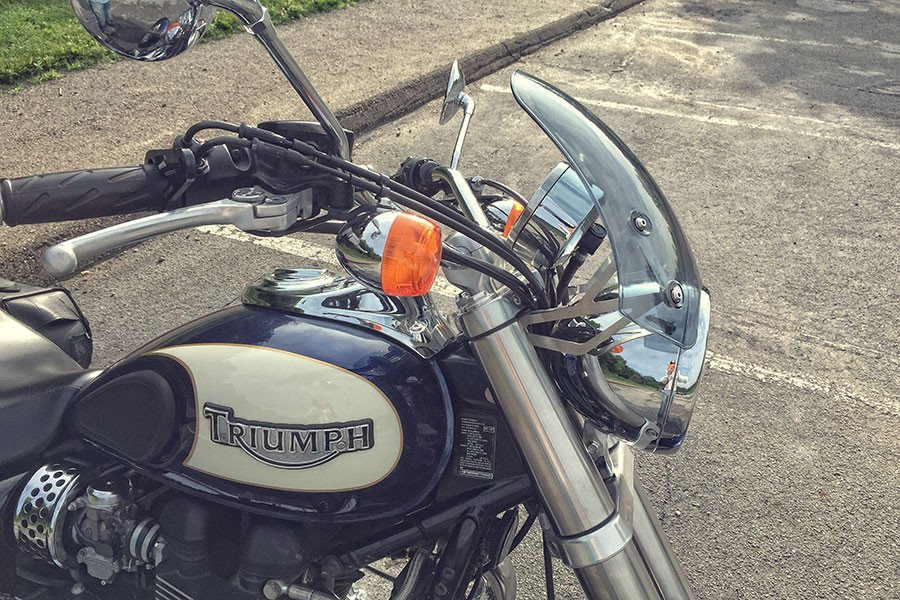 Dart Marlin Triumph America/Speedy Lg Headlight