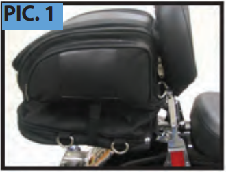 Mustang Jaunt Bag: 13317