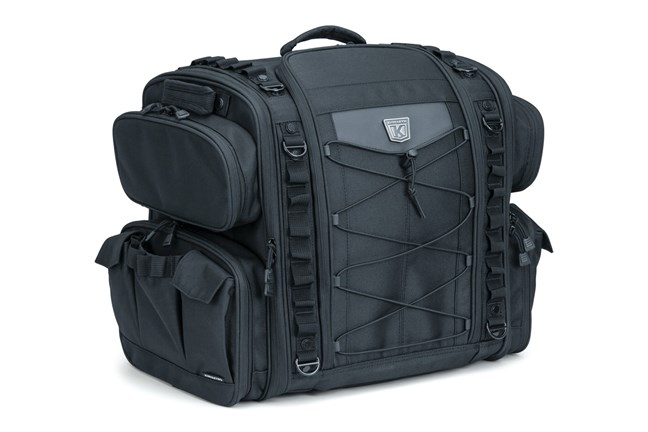 Momentum Road Warrior Bag, Black: 5284