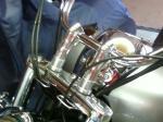 Billet Aluminum Riser:MM09