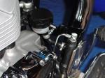 America/Speedmaster Rear Brake Relocation Mount: TAMMC09