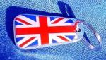 Union Jack Key FOB