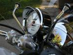 FeS Speedometer Visor Triumph America/Speedmaster