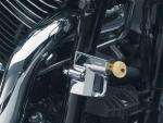 Chrome Helmet Lock: 497380