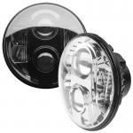 7 inch Round 80W LED Sealed Beam Headlight : H6024-60x-M