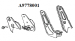 Rider Footboard Mounting Kit: A9778001