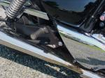 Passenger Footpeg Relocation Arm: MM15
