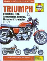 The NEW Triumph Haynes Manual: M4364