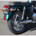 BC Bonneville Sleeper Exhaust