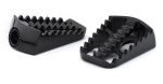OFF ROAD FOOT PEGS w Adapters BC304-006-B