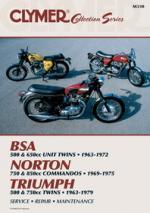 Clymer Manuals: British-M330