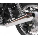 British Customs Thruxton EFI Predator Exhaust