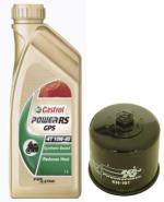 Castrol RS GPS 4T Oil Change Kit