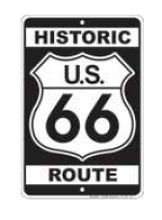 Route 66 Sign: FLR66