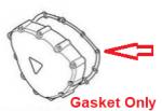TRIUMPH - GASKET, RH COVER: T1260968